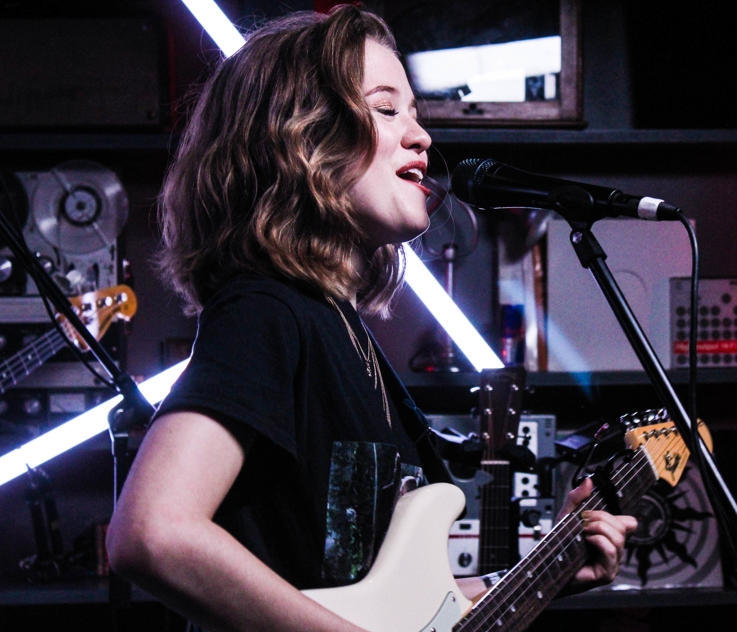 Maisie Peters at MTV Push - Photo © Concentus Music