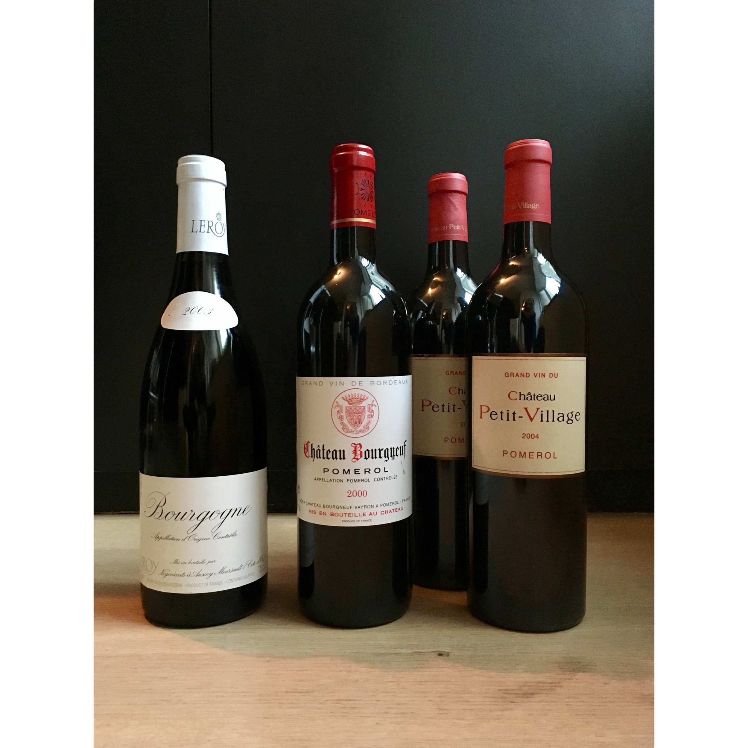Leroy Bourgogne Rouge 2003