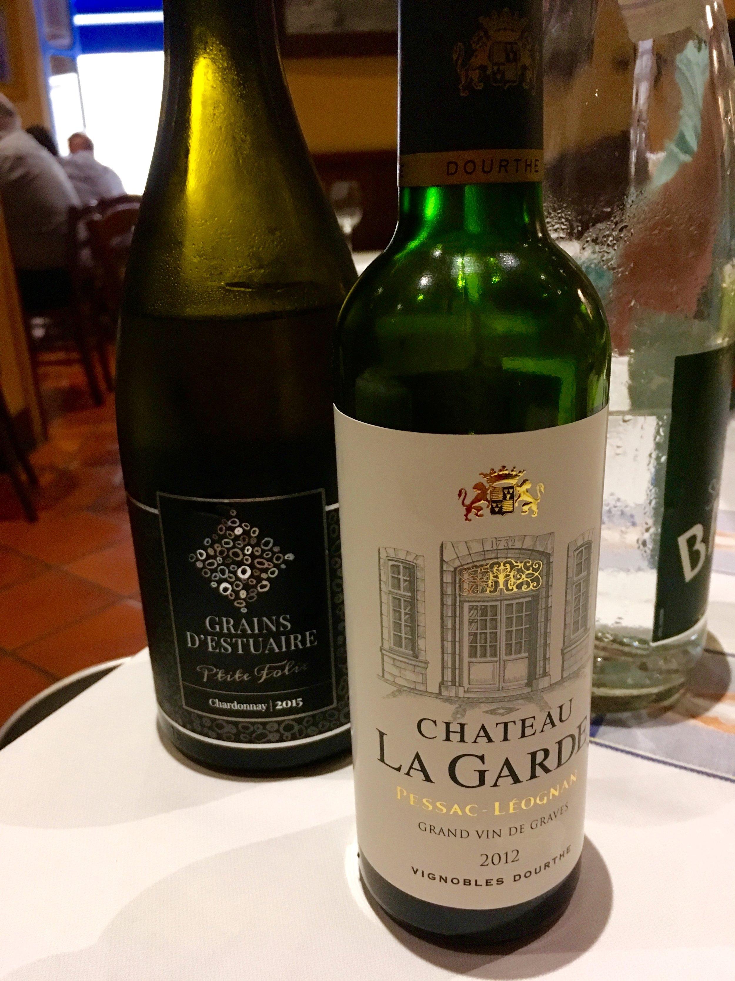 We love Bordeaux wine!