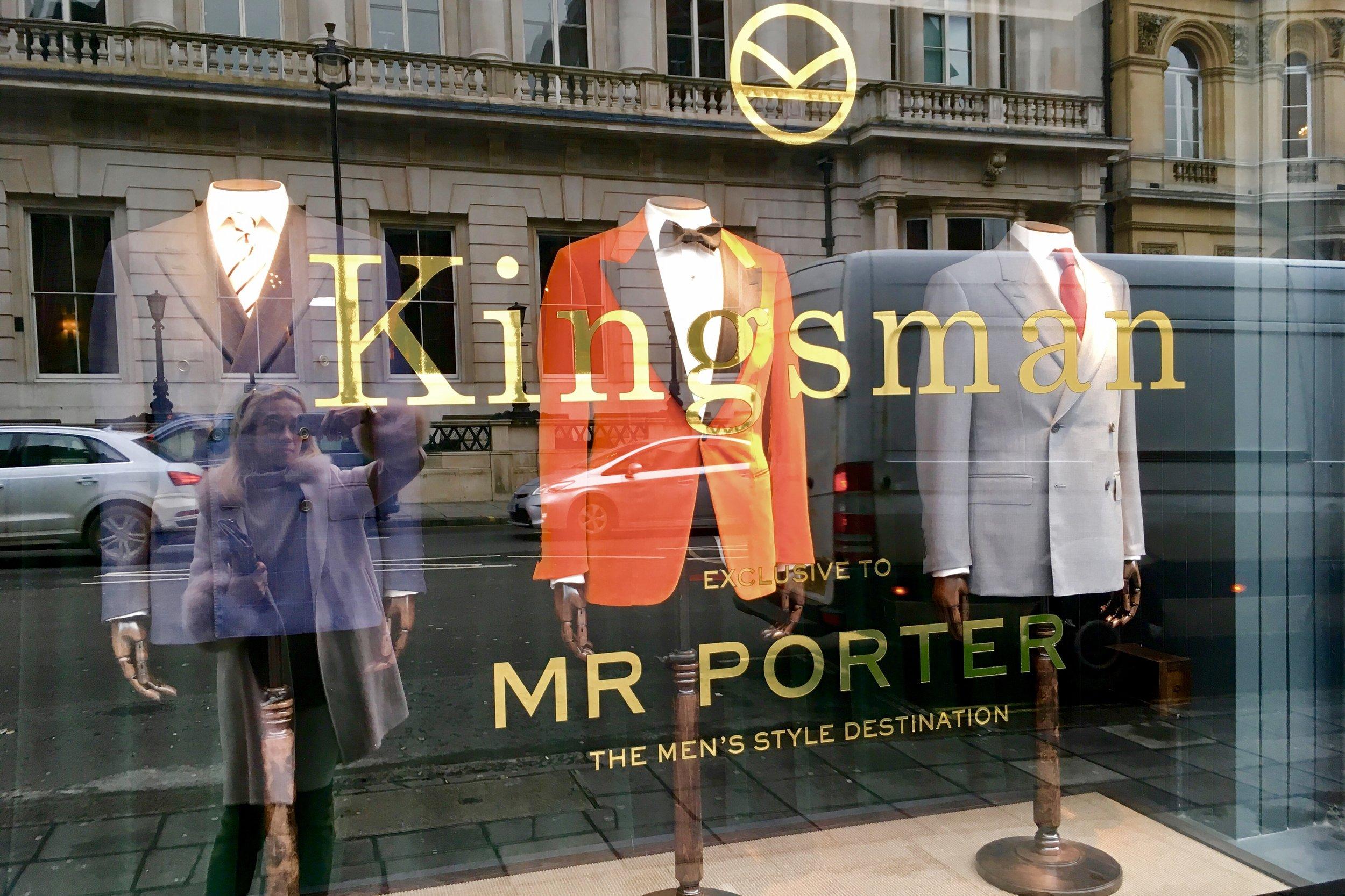 Kingsmen in St. James
