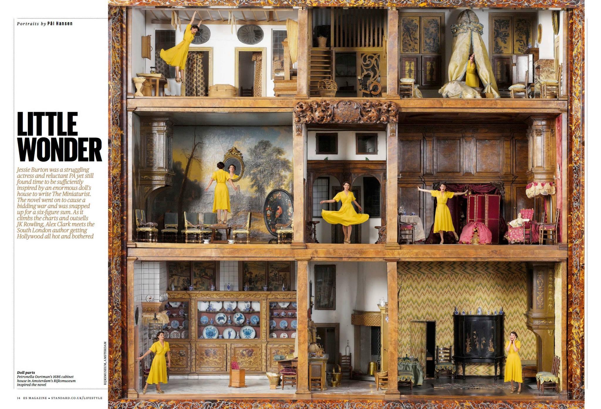 ES Mag - Jessie Burton Doll House feature H.JPG