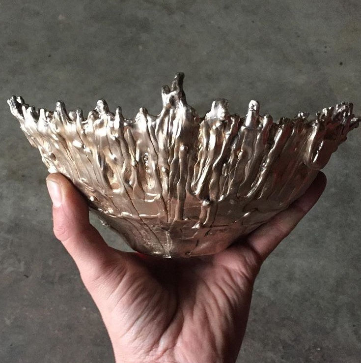 Bronze Song Bowl