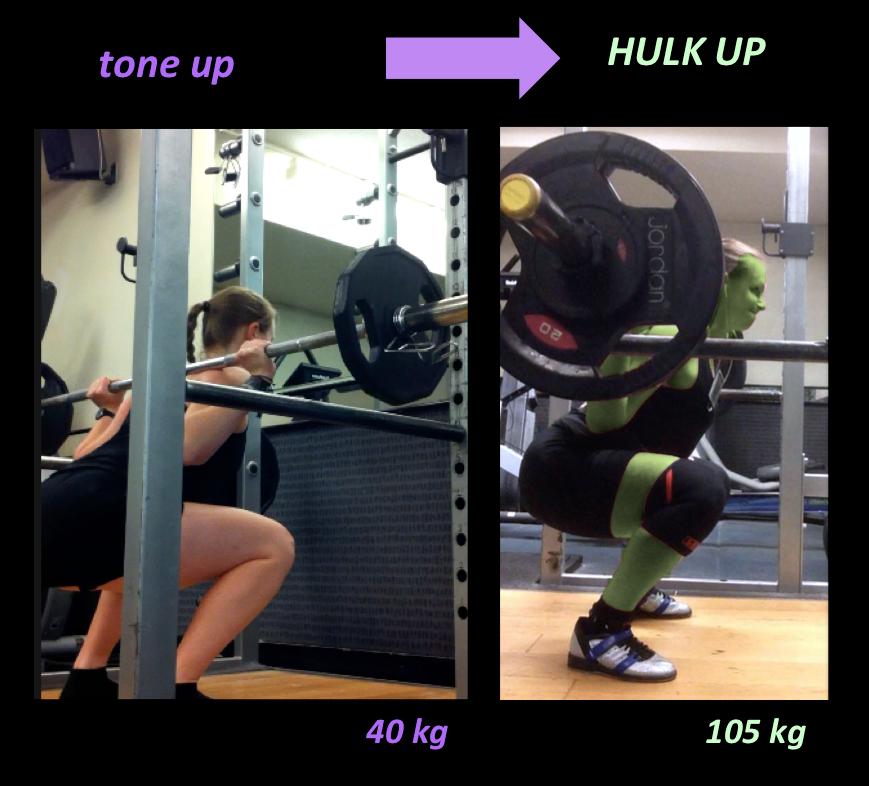 squat hulk