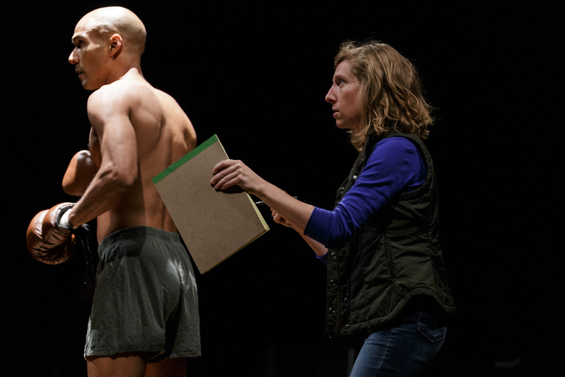 Golden Boy by Clifford Odets (directed by Emily Whelan) photo: Jim Carmody