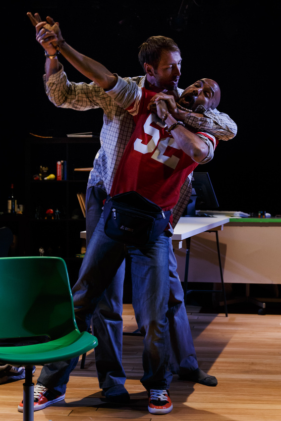 Campo Maldito by Bennett Fisher (directed by Jesca Prudencio) photo: Jim Carmody