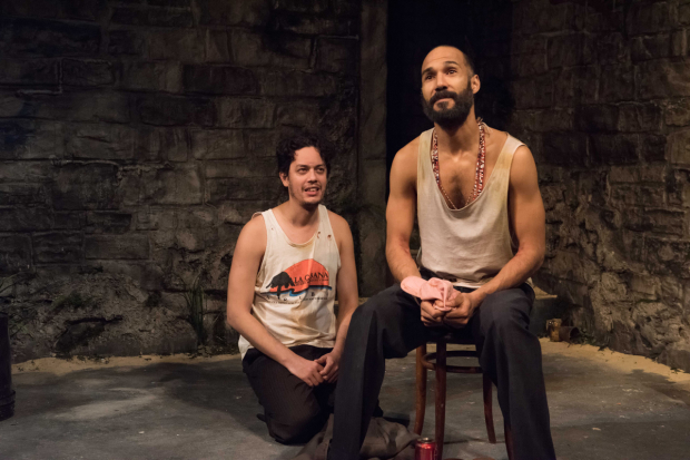 Tell Hector I Miss Him by Paola Lázaro (directed by David Mendizábal) photo: Ahron R. Foster