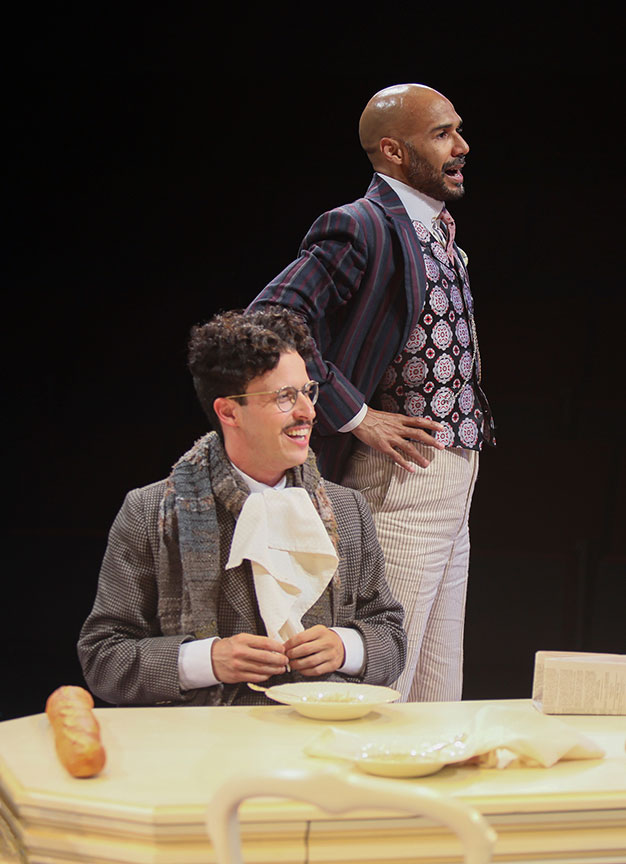 The Underpants by Steve Martin (directed by Walter Bobbie) photo: Jim Cox
