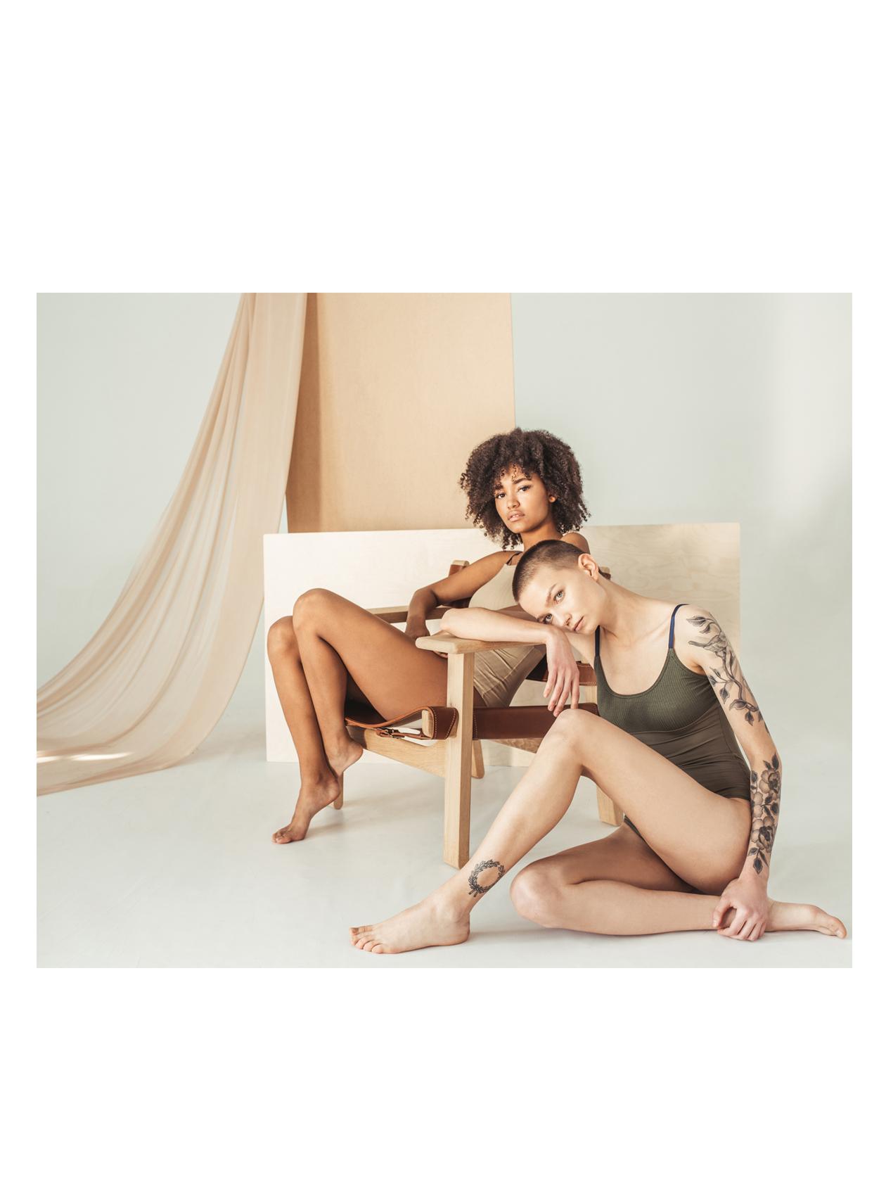 'Terra'  Lingerie Campaign