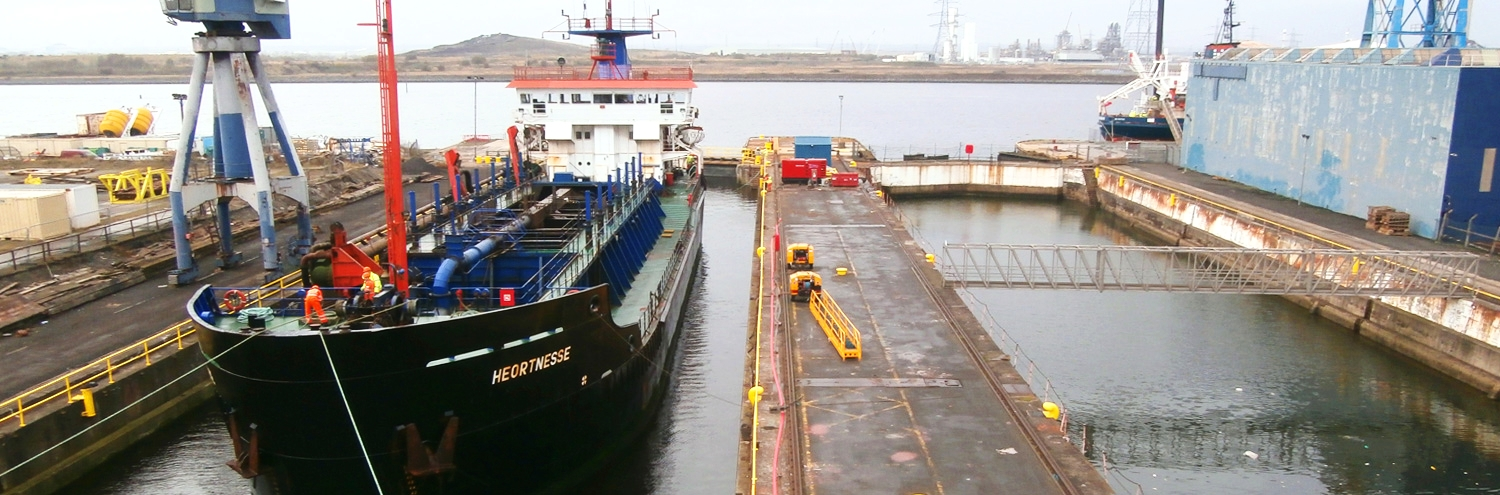 UK Docks Marine Services Teesside