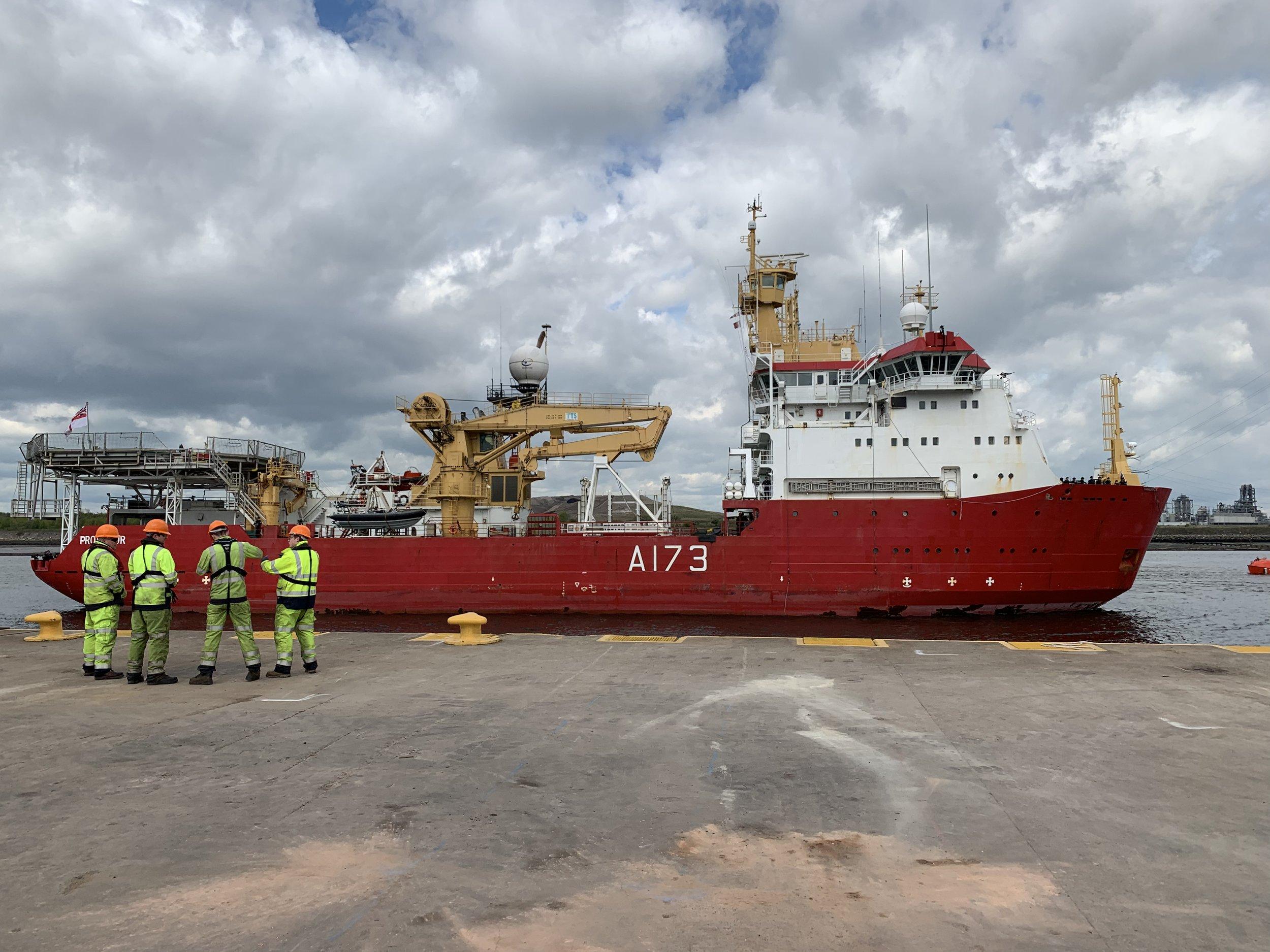 Latest News — UK Docks Marine Services