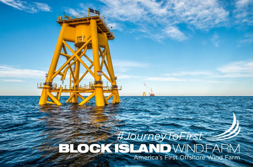 Deepwater Wind Block Island offshore