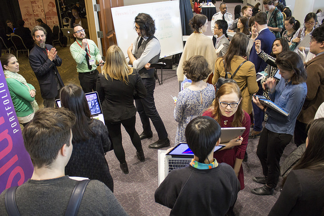 Photo courtesy of RISD Careers