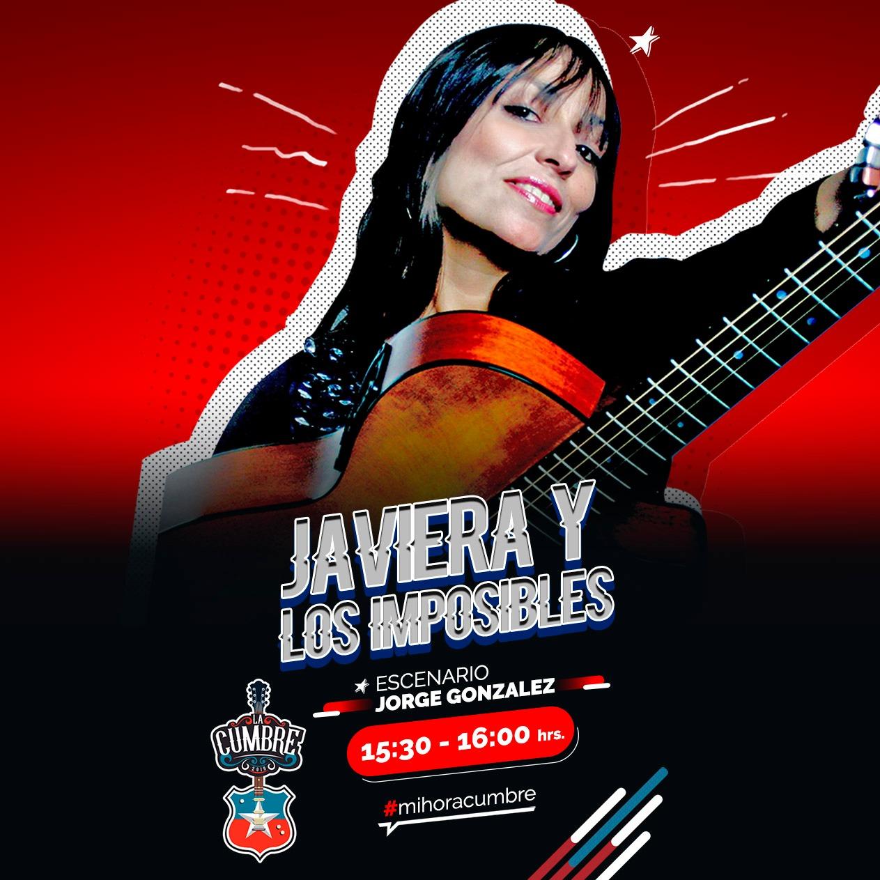 Javiera y Los Imposibles - Cumbre - Cuadrado.jpeg