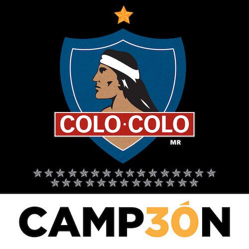 Ángel Parra Orrego • Himno Colo Colo: Camp3ón
