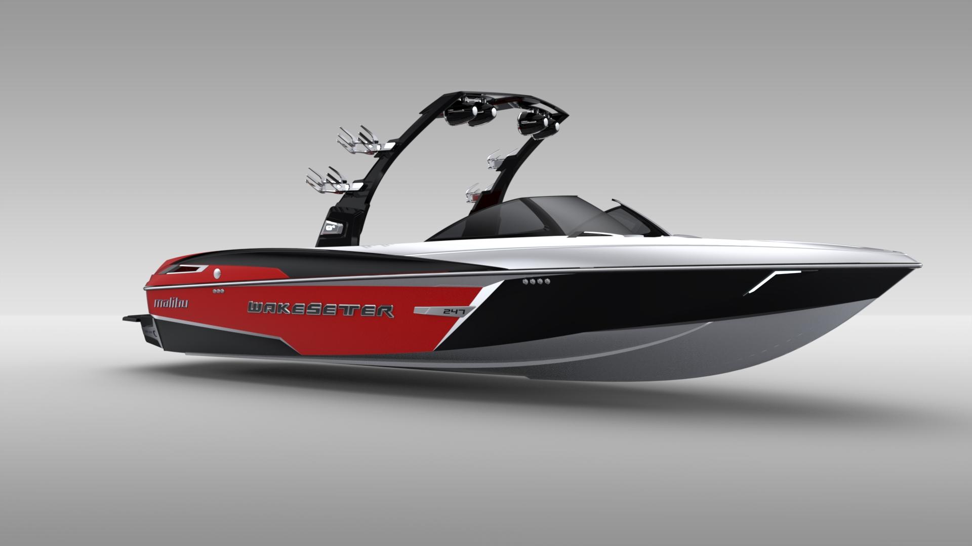 Malibu 25 Concept