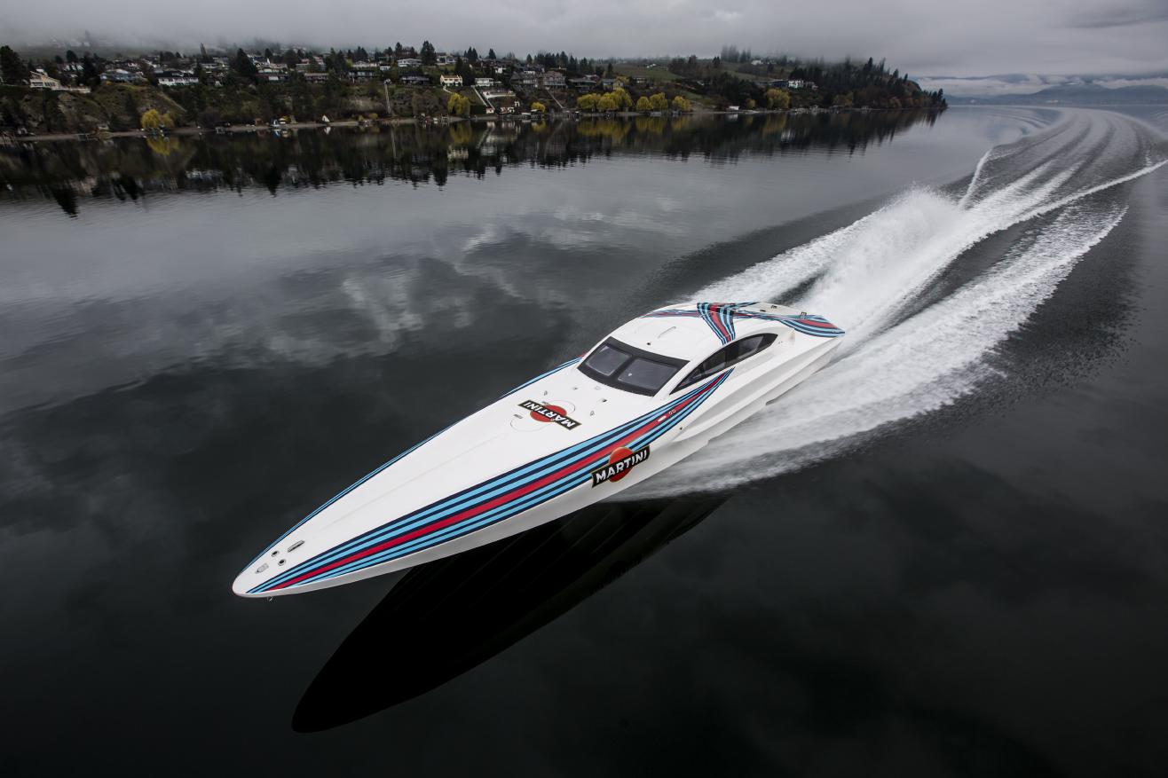 Vector Martini Racing-Blanco With OMD