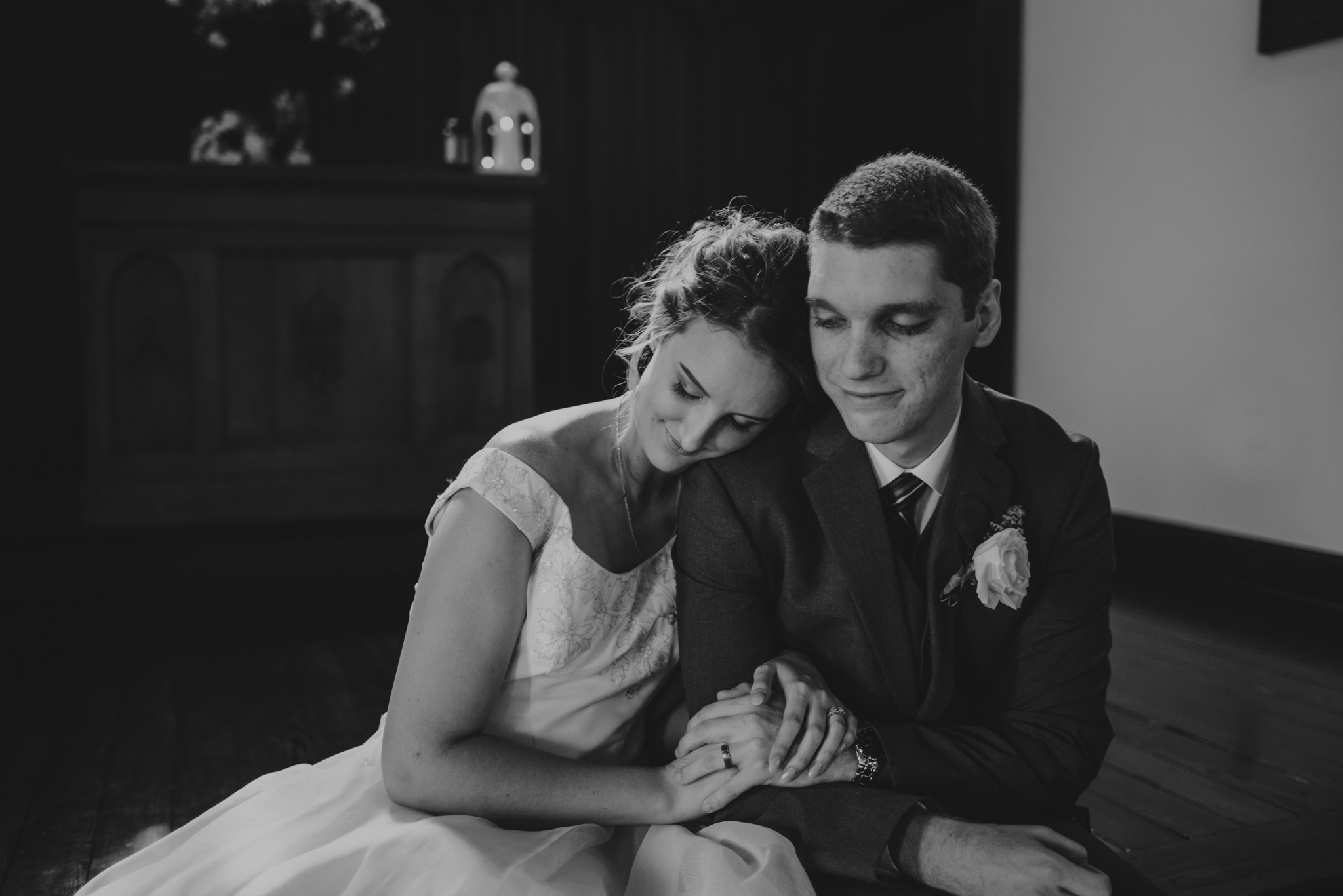 Raleigh Wedding Photography, All Saints Chapel, Jessica and Conor