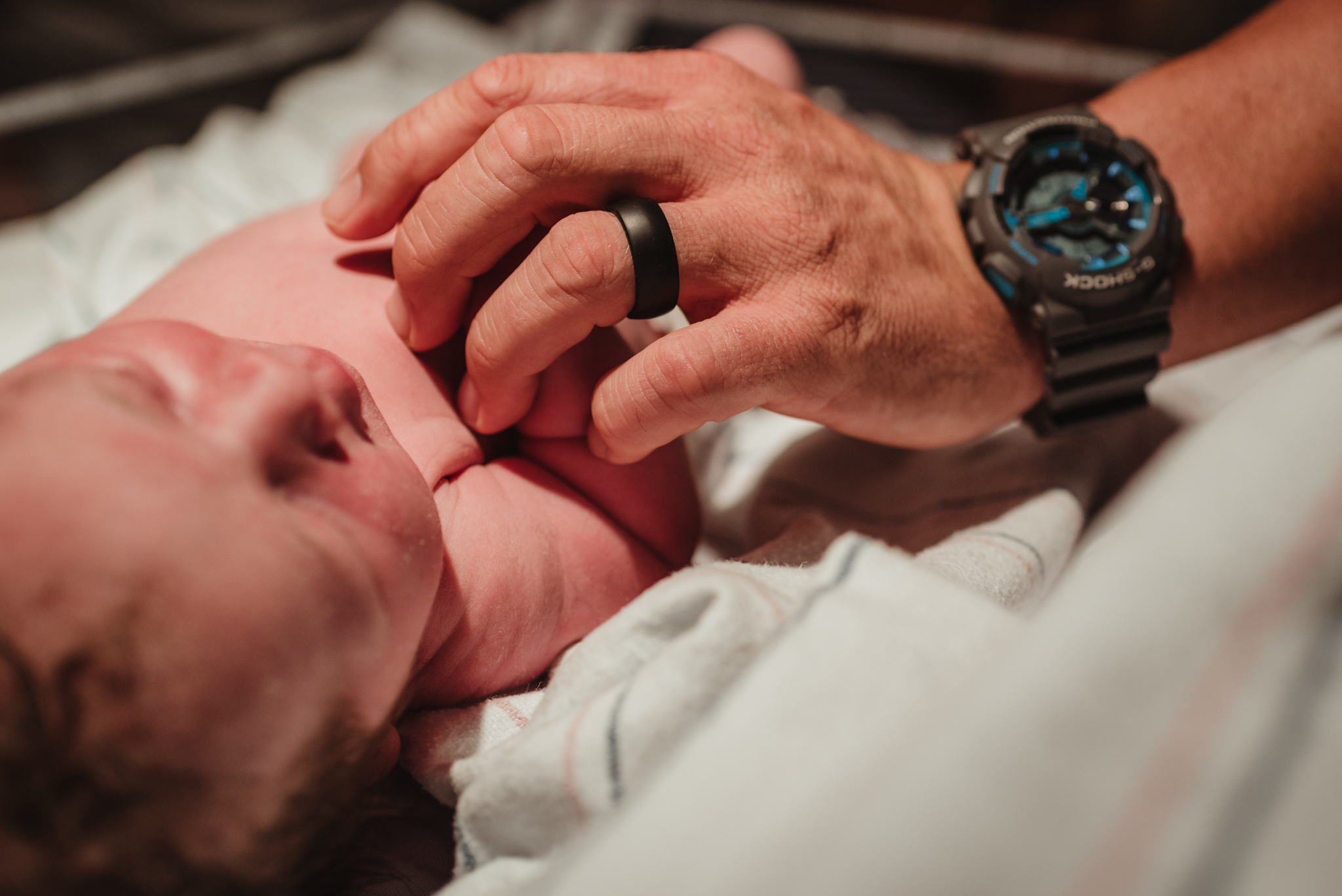 Raleigh Newborn Photography, Duke Regional Hospital, Haven Willow