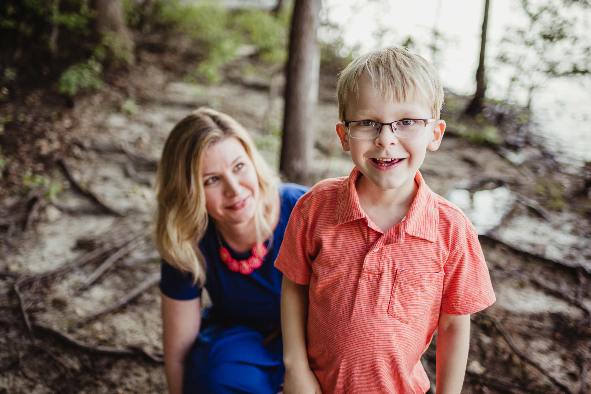 Raleigh family photography, Blue Jay Park, Manning family
