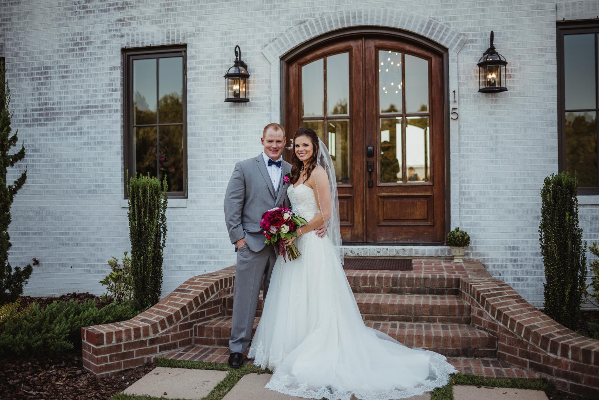 The Bradford, Raleigh Wedding, Sarah and Chad