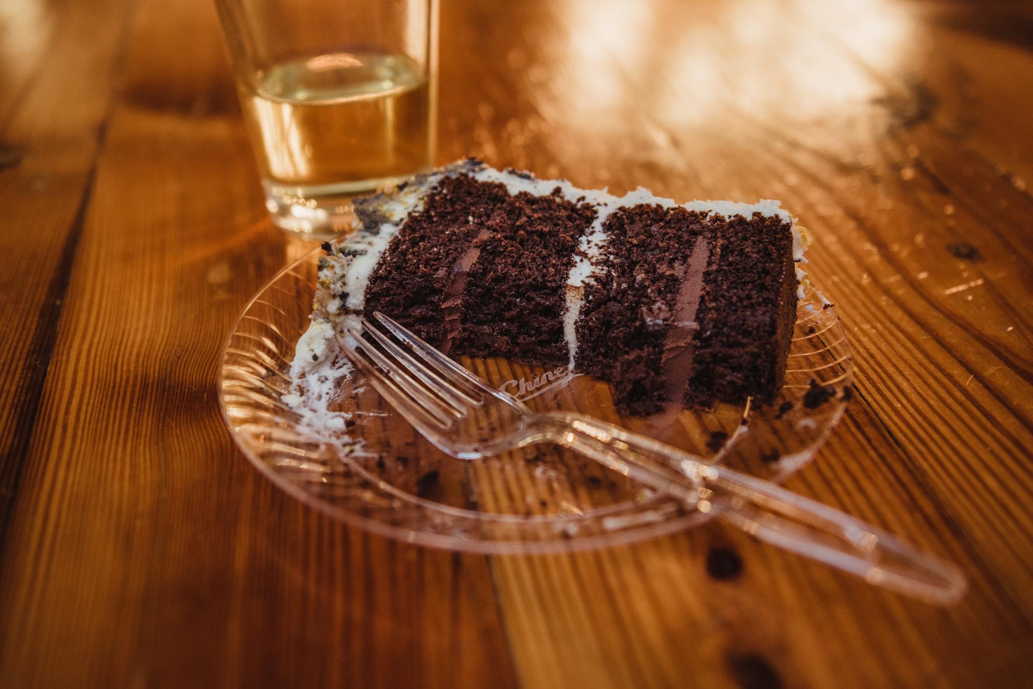 half-eaten-chocolate-wedding-cake-and-hard-cider.jpg