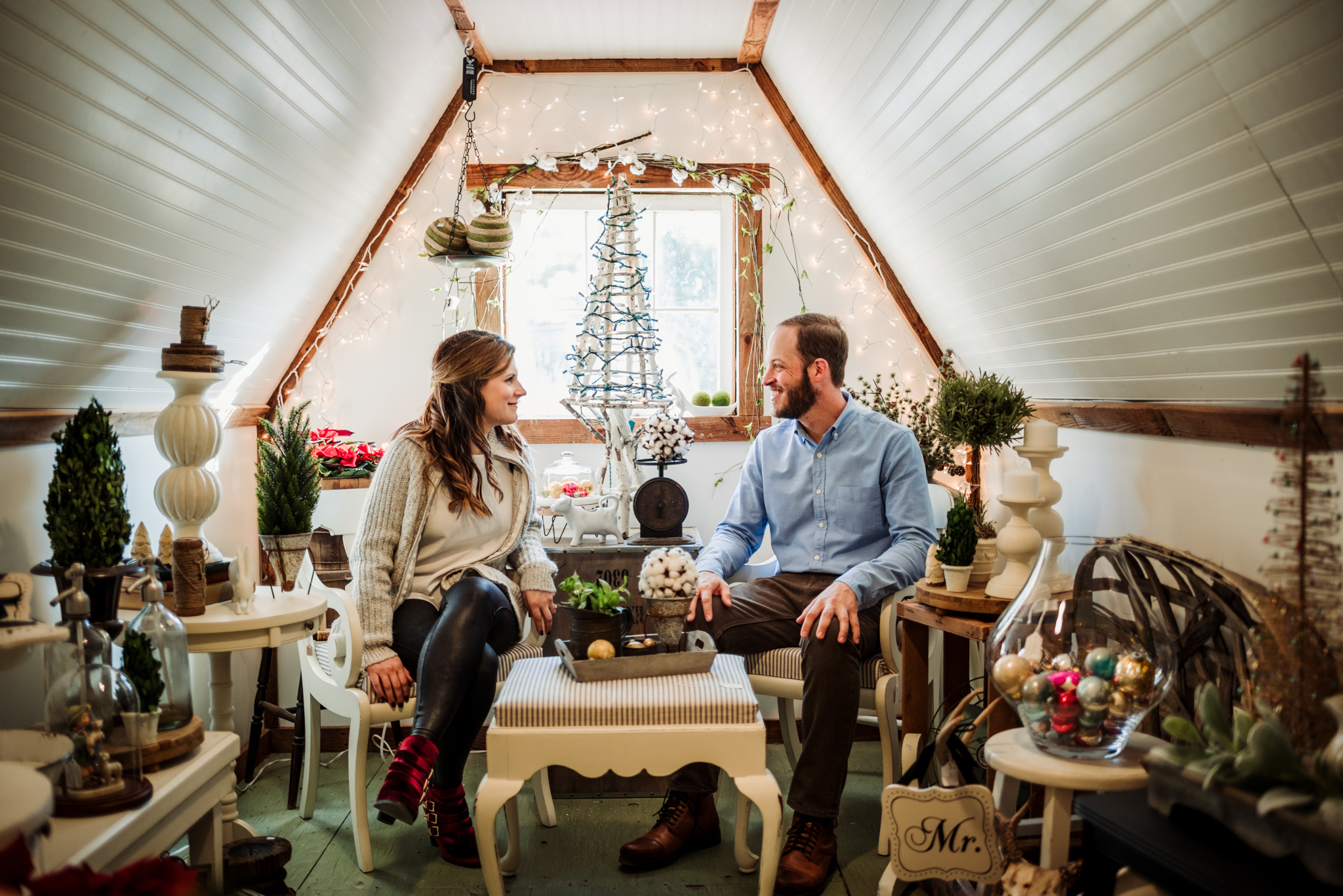a-cute-Christmas-corner-during-their-engagement-session-in-Raleigh.jpg