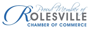 Proud Member of the Rolesville Chamber of Commerce