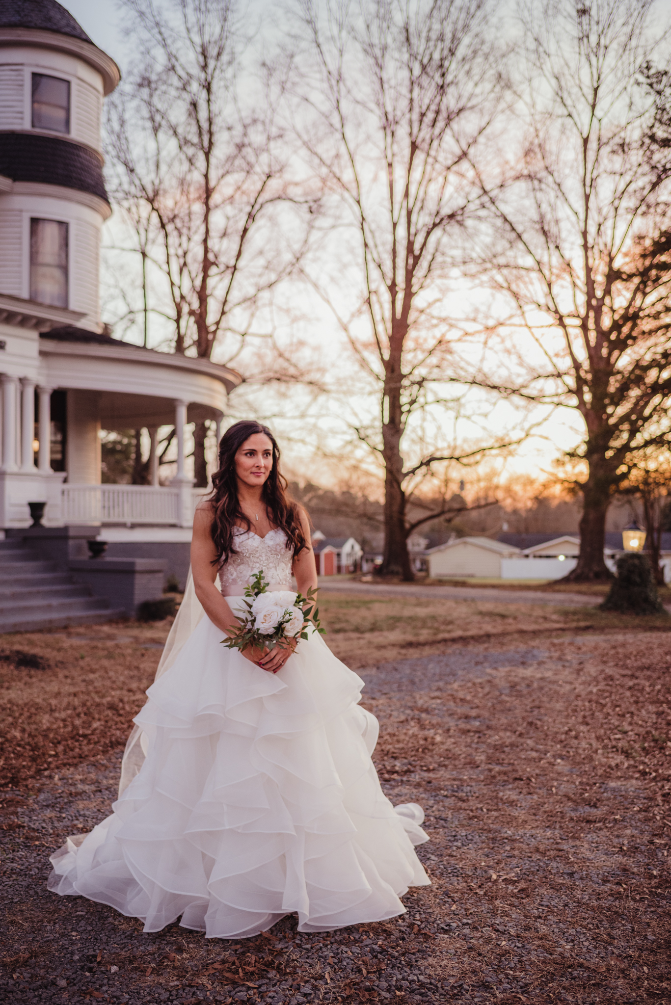 Raleigh-wedding-photographer-bride-portraits-sunset-mason-street-manor-rose-trail-images.jpg