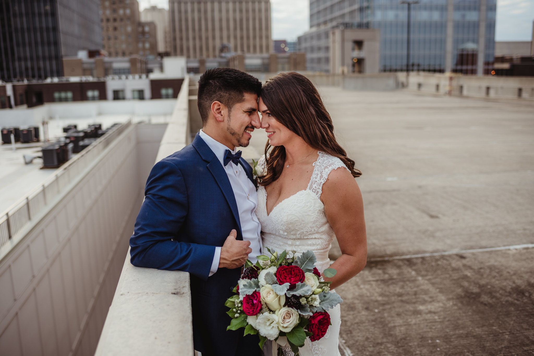 Raleigh-wedding-photographer-bride-and-groom-portraits-rooftop-rose-trail-images.jpg