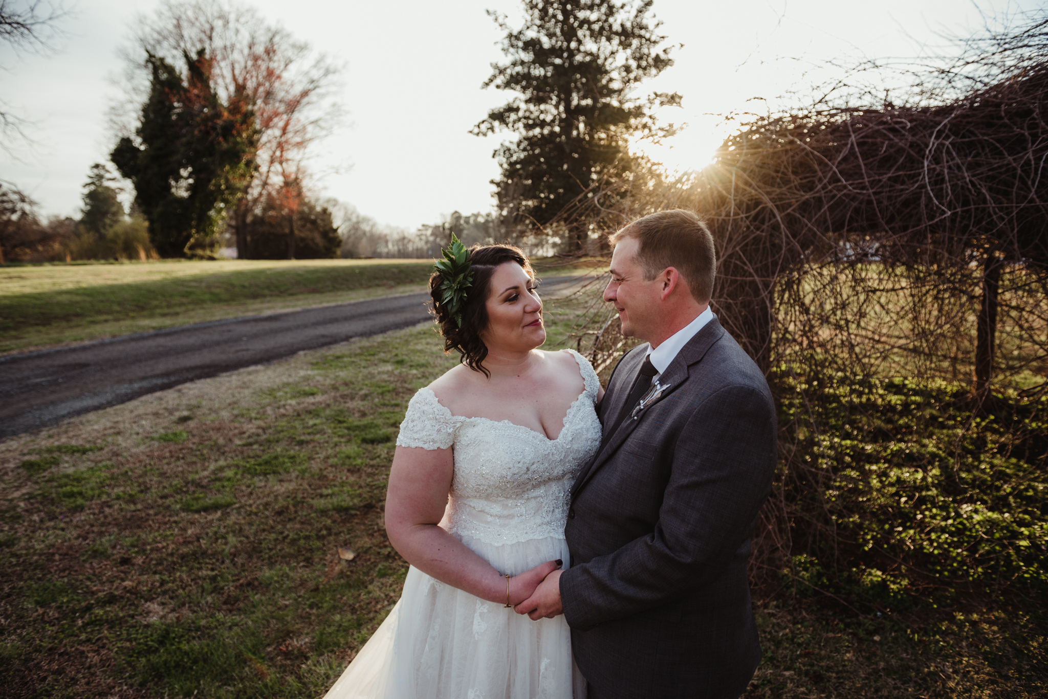 Raleigh-wedding-photographer-sunset-bride-and-groom-portraits-barn-at-valhalla-rose-trail-images.jpg