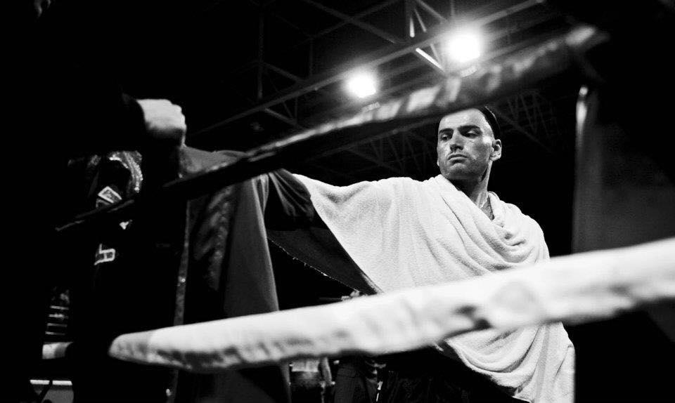 Ethan Garcia 伊森  – 澳洲拳王