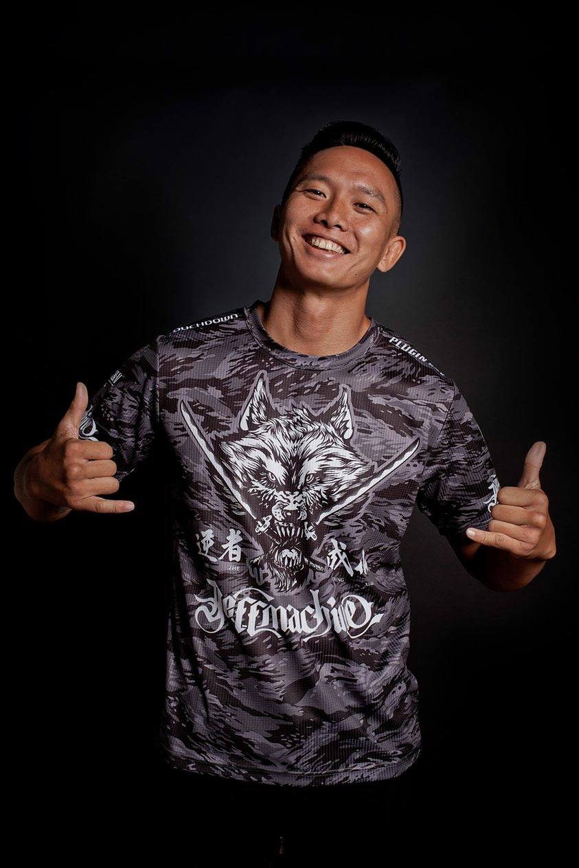Jeff 黃育仁  – 綜合格鬥選手