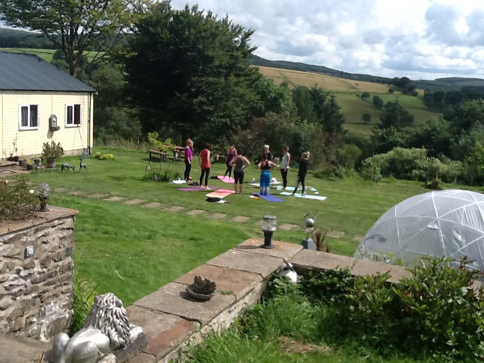 yoga in lampeter