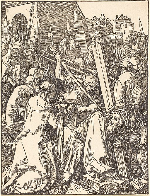 512px-Albrecht_Dürer_-_Christ_Carrying_the_Cross_(NGA_1943.3.3653).jpg