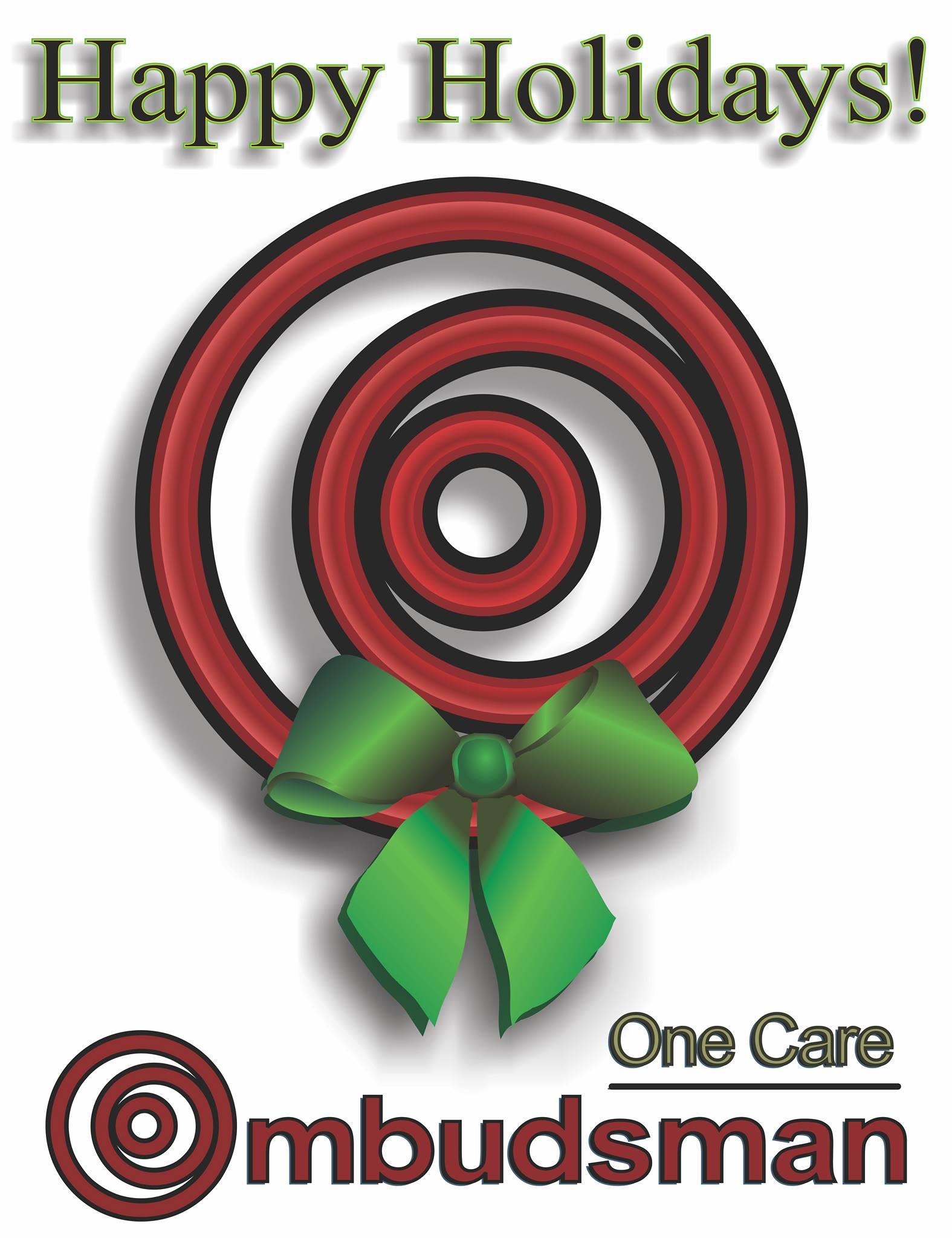 Happy Holidays from OCO