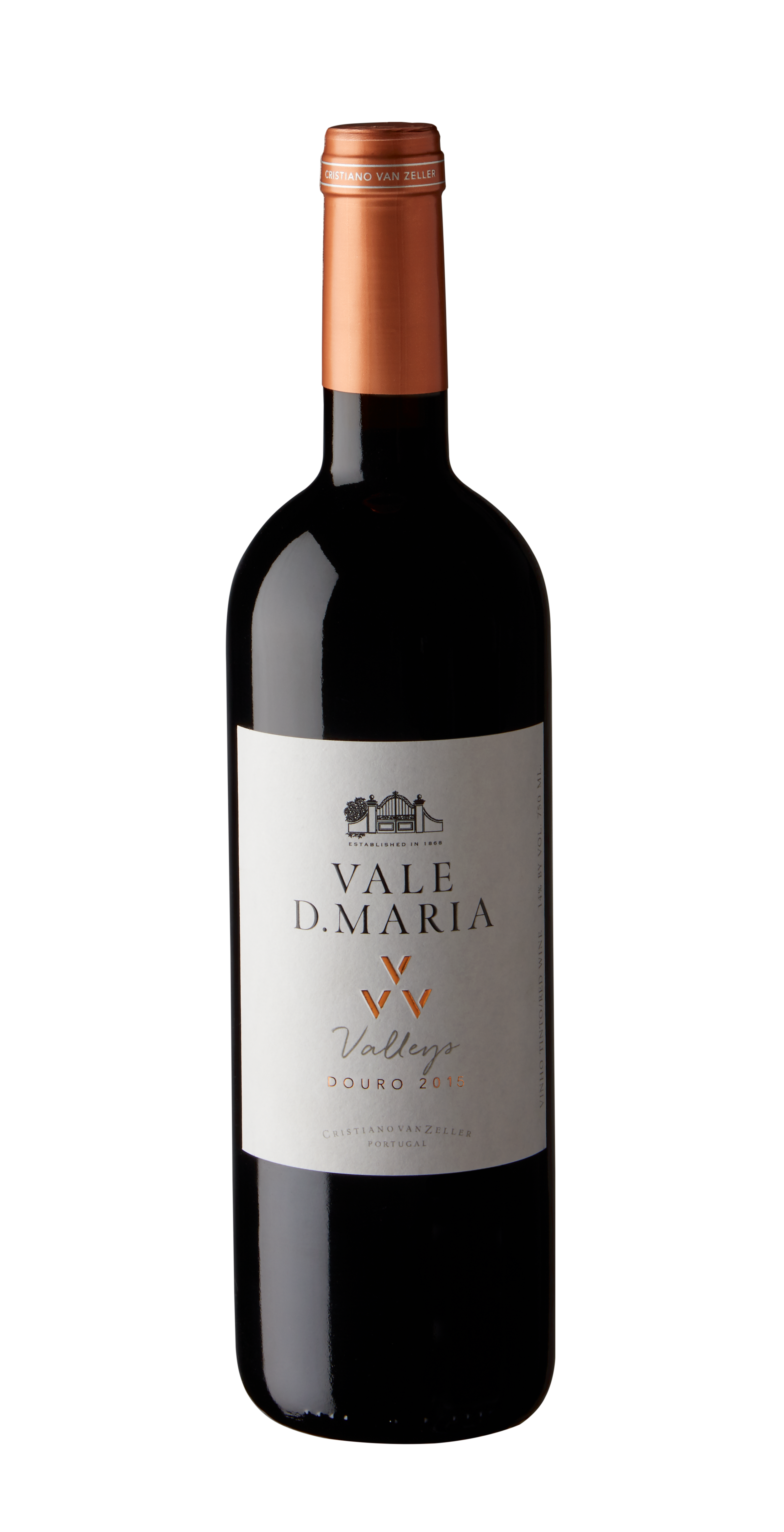 Vale D. Maria 2013 VVV Valleys Douro Tinto 75cl_15_bt.png