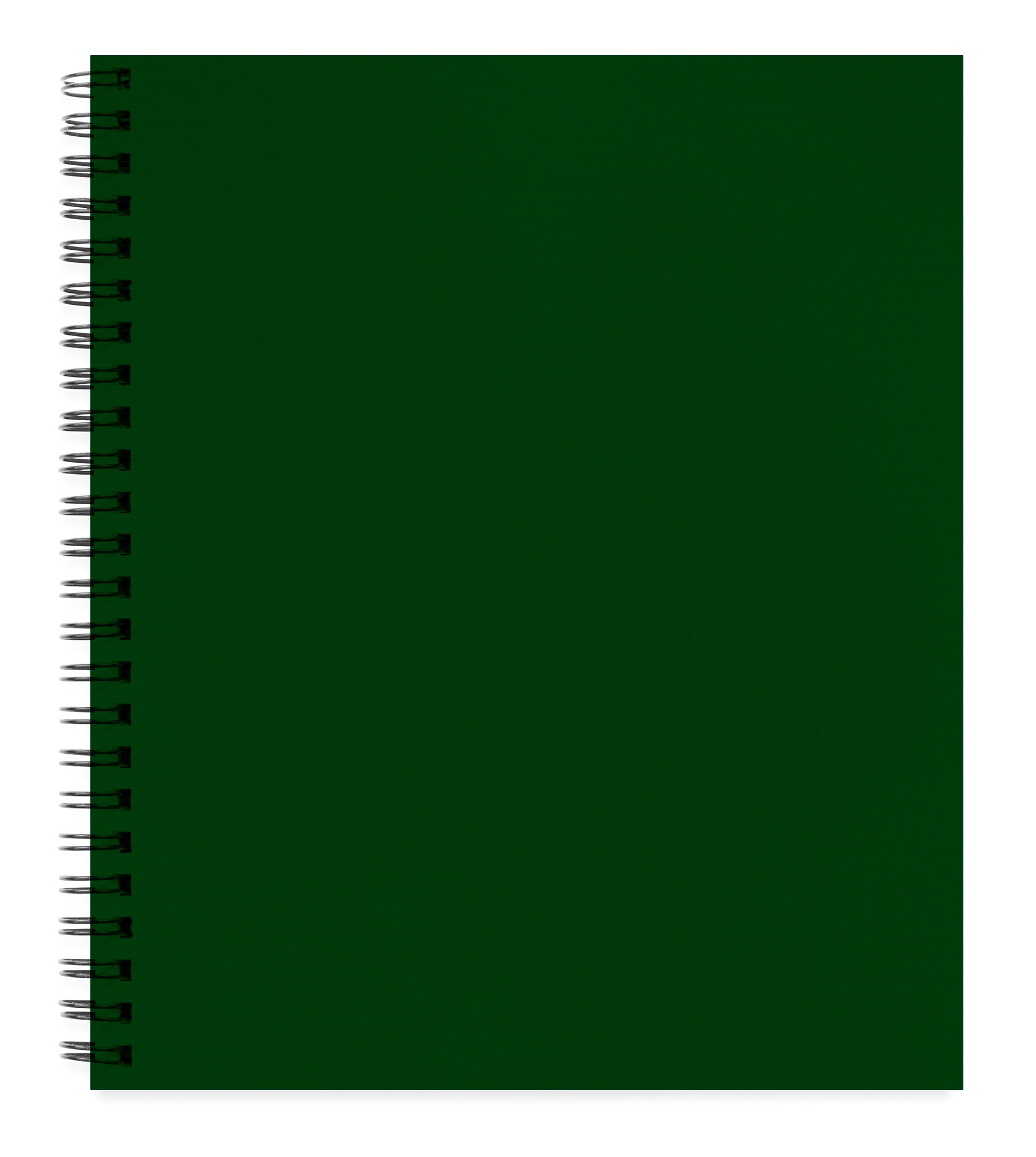 2019 Property Bros. Feature Dark Green Linen Cover stock.