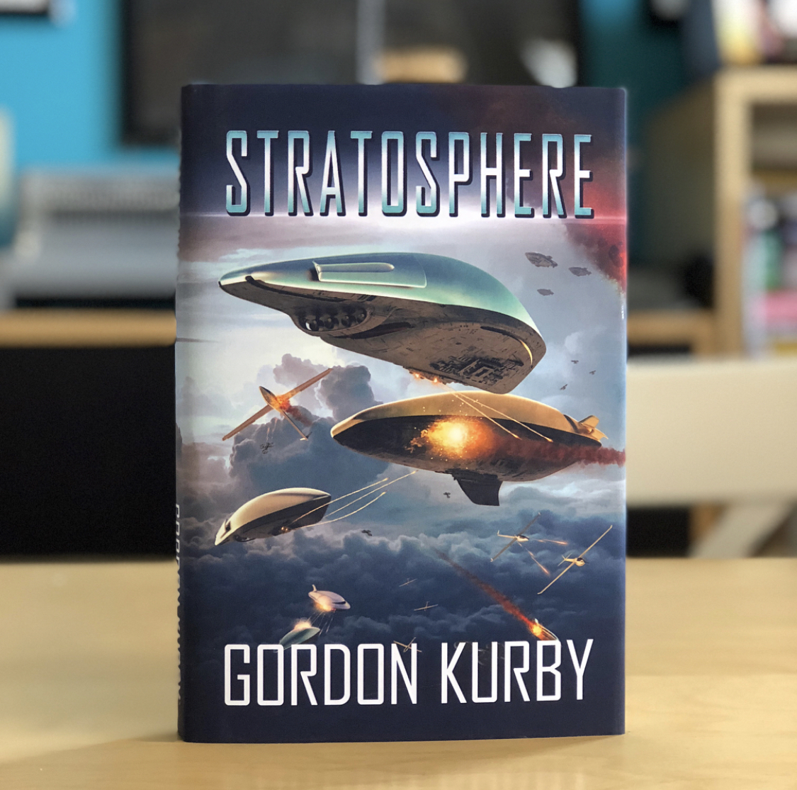 Stratosphere by Gordon Kurby