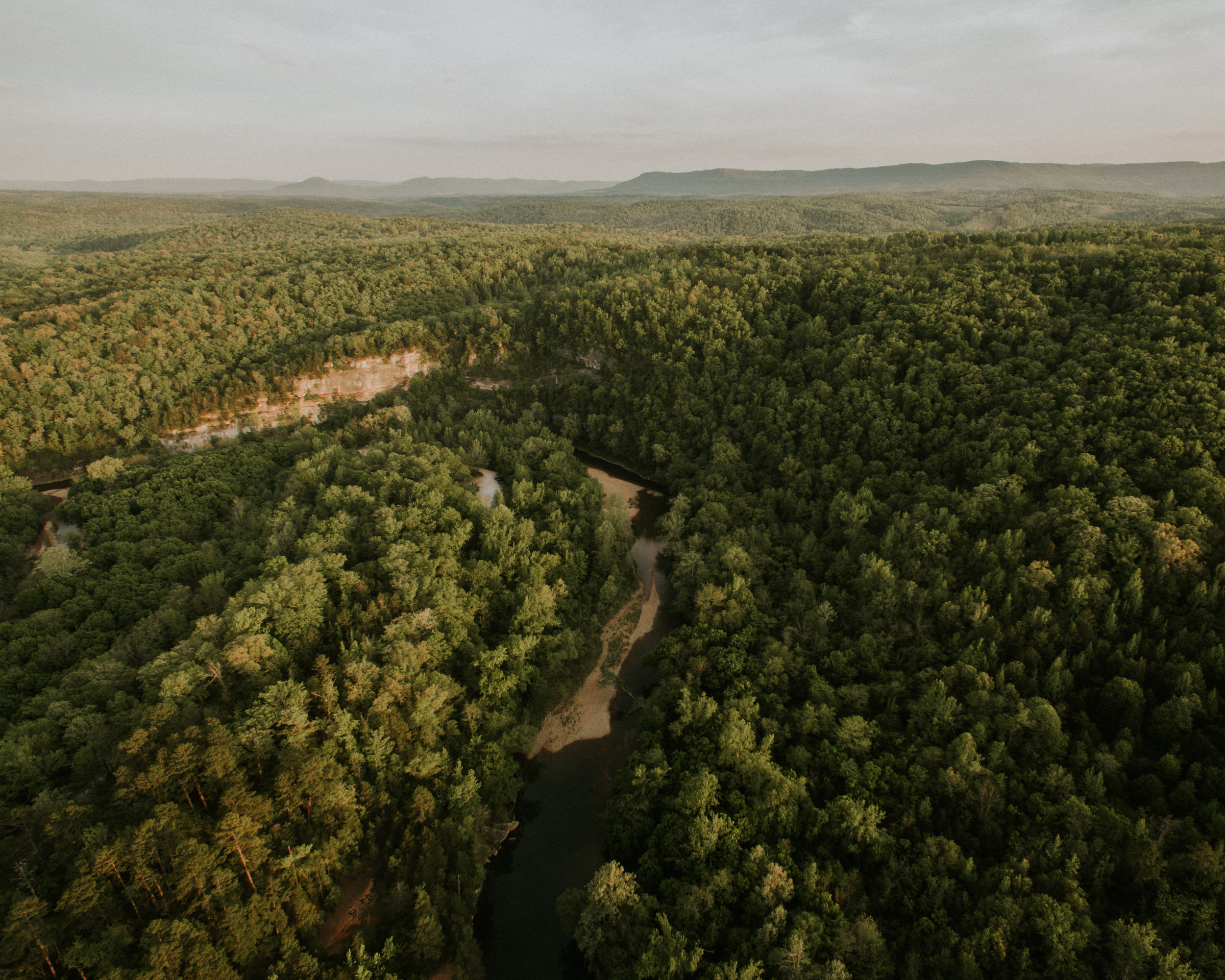 drone steel creek Arkansas.jpg