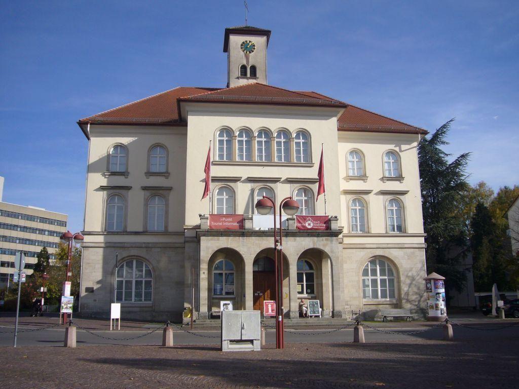 i-Punkt Sindelfingen - Marktplatz 1, 71063 Sindelfingen