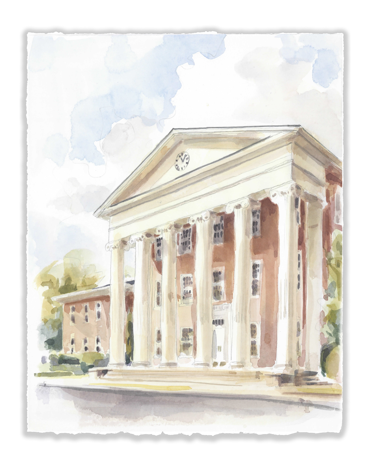 The Lyceum Building - Ole Miss