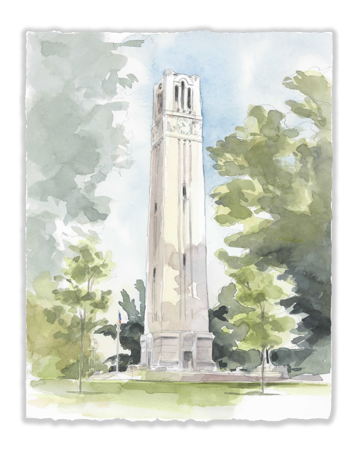 The Bell Tower - NC State