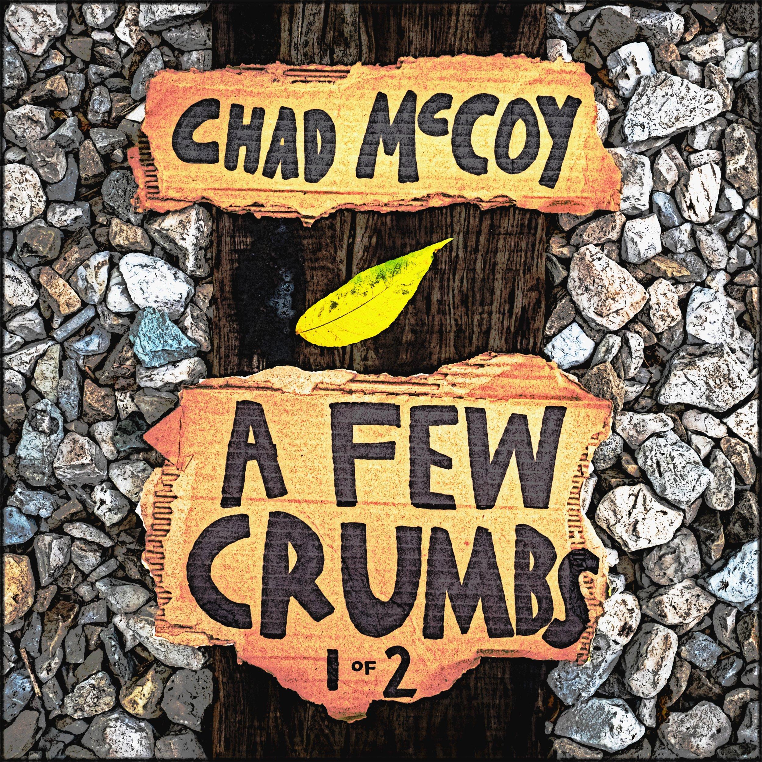 A Few Crumbs,1 of 2 - Released March 2017 - Produced by Chad McCoy and Chris Colvin at Studio A