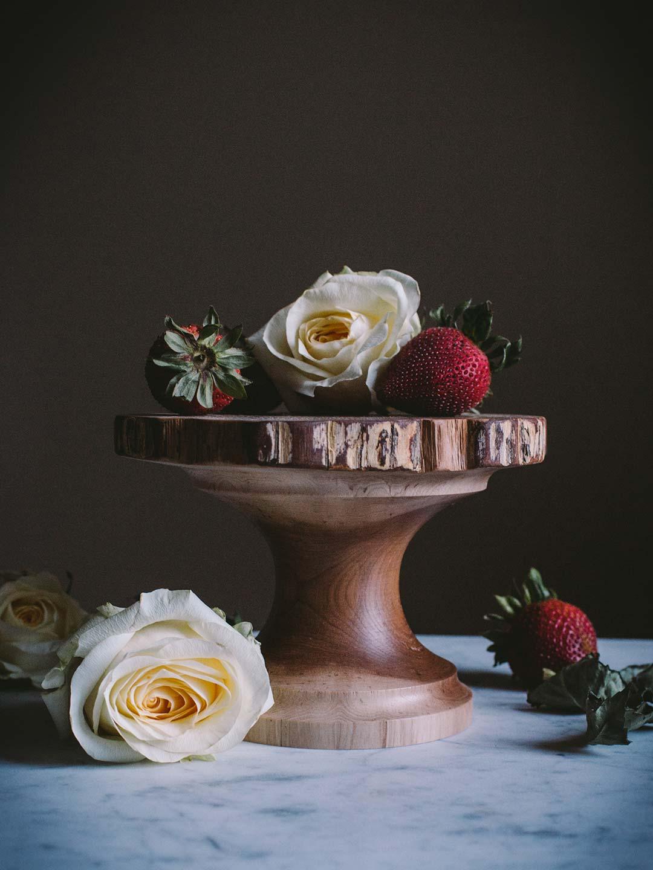 hophornbeam mini cake stand