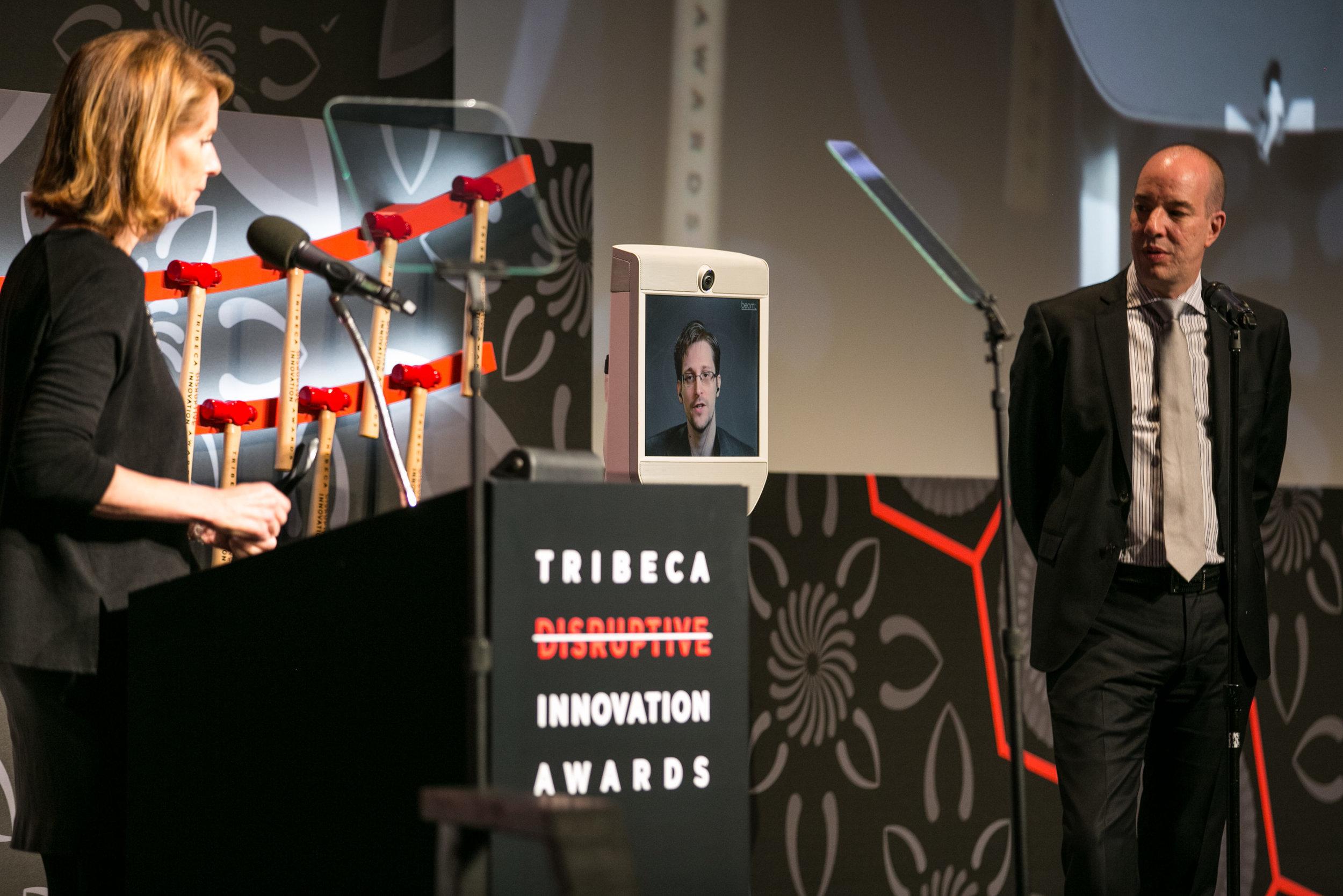 Mr. Robot & Edward Snowden