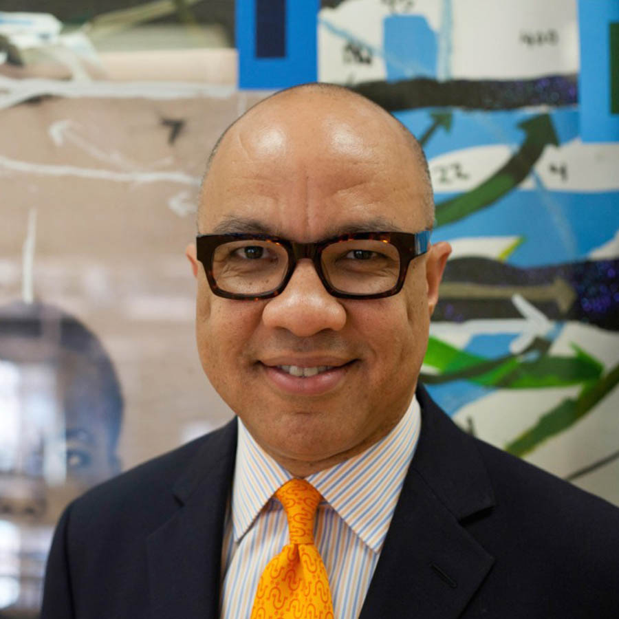 DARREN WALKER - THE FORD FOUNDATION -
