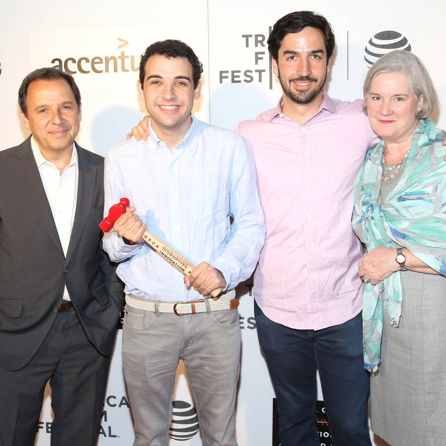 THE SUSKIND FAMILY -