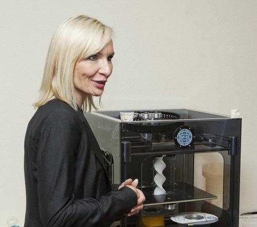 KATHARINA HAYES - 3D SYSTEMS -