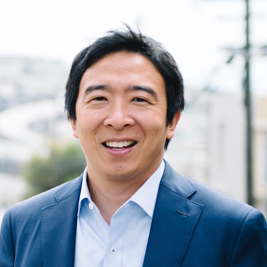 Andrew Yang -
