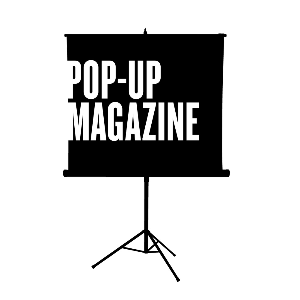 POP-UP MAGAZINE -